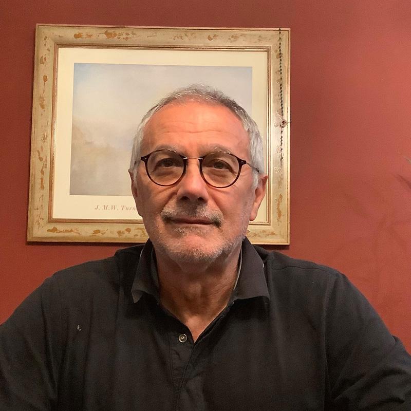 Enrique SalidoCurrículum