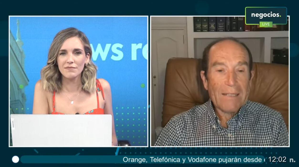 Entrevista a Luis Miguel Torres en la TV digital Negocios.com