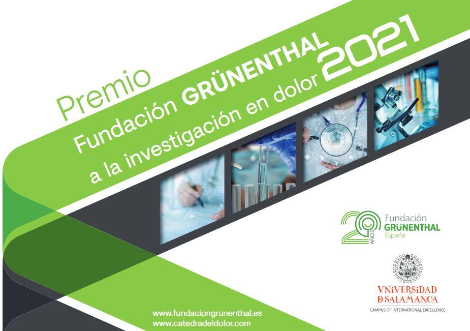 Convocatoria del Premio Grunenthal